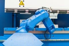 ręki mechaniczny przemysłowy zdjęcia stock