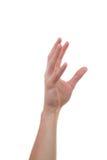 Ręki wydźwignięcie i chwytać dla innych ręk Obrazy Stock