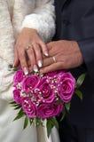 Poślubiać Obrazy Royalty Free