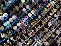 Rękodzieło, biżuteria dla ornamentacyjnego use ogłoszenia towarzyskiego zdjęcie royalty free