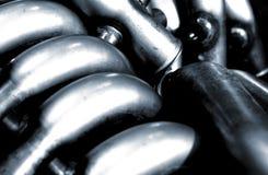 rękodzielniczy metalu drymby rośliny produkty Obrazy Stock
