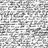 rękopiśmienny Shakespeare royalty ilustracja