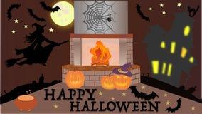 rżnięta Halloween wakacje rżnięty osoby bania Zdjęcia Royalty Free