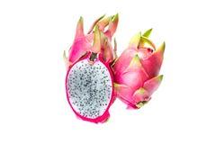 Rżnięta smok owoc Zdjęcie Royalty Free