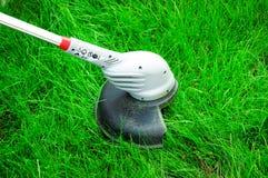 rżnięta trawa Zdjęcie Royalty Free
