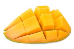 rżnięty mango Zdjęcia Stock