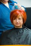 rżnięty włosy zdjęcia royalty free
