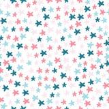 r Σχέδιο κινούμενων σχεδίων αστεριών ελεύθερη απεικόνιση δικαιώματος
