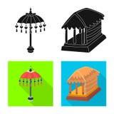r Σύνολο και παραδοσιακή διανυσματική απεικόνιση αποθεμάτων ελεύθερη απεικόνιση δικαιώματος