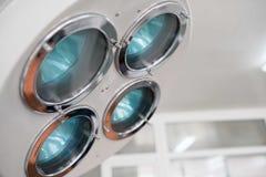 r лампа хирургии r E стоковая фотография