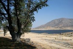 r Озеро Isabella стоковое изображение