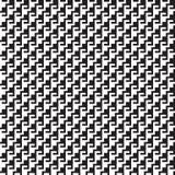 r Современная стильная текстура с monochrome шпалерой Геометрия ультрамодного хипстера священная иллюстрация вектора