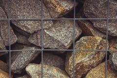r текстура камня, булыжника, мостовой, гранита стоковое изображение