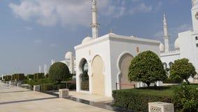 r 扎耶德・本・苏尔坦・阿勒纳哈扬回教族长清真寺 股票录像