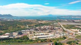 r 炼油厂,石油工业 股票录像