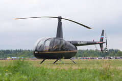 R-44 helicopter Stock Photos
