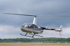 R-44 hovers Royalty Free Stock Photography