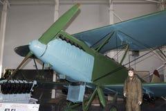 R-5 - avions de reconnaissance (1928) maximum vitesse, kilomètre/h-250 photo stock