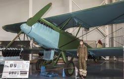 R-5 - avions de reconnaissance (1928) maximum vitesse, kilomètre/h-250 photos stock
