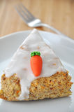 Rübitorte - german carrot cake for Easter Stock Photo
