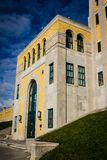 r C Harris Water Treatment Plant photographie stock libre de droits