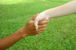 ręce 3 Fotografia Royalty Free
