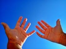 ręce Obrazy Stock