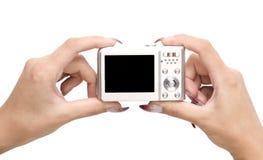 ręce kamer Obraz Stock
