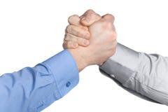 ręce zapasy Zdjęcie Stock
