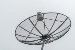 R?cepteur d'antenne parabolique image stock