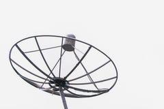 R?cepteur d'antenne parabolique photos stock