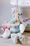 ręczna robota lalki Obrazy Stock