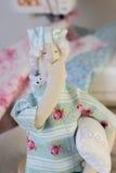 ręczna robota lalki Obraz Royalty Free