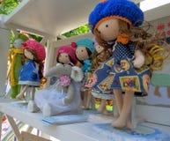 ręczna robota lalki Fotografia Royalty Free