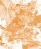 R?cznie malowany Abstrakcjonistyczny t?o royalty ilustracja