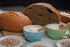 Ręcznie robiony chleb, Chorwacja, 2 Zdjęcie Royalty Free