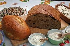 Ręcznie robiony chleb, Chorwacja, 1 Obraz Stock