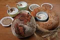 Ręcznie robiony chleb, Chorwacja, 5 Obraz Stock