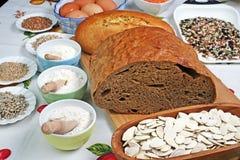 Ręcznie robiony chleb, Chorwacja, 7 Zdjęcia Royalty Free