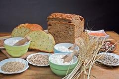 Ręcznie robiony chleb, Chorwacja, 8 Zdjęcie Stock