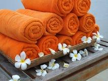 ręczniki Zdjęcia Royalty Free