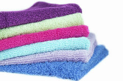 ręczniki Zdjęcie Royalty Free