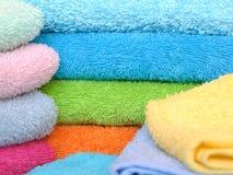 ręczniki Zdjęcia Stock