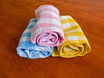 Ręczniki dla kuchni Obraz Royalty Free