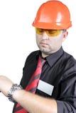 ręczny pracownik zdjęcie royalty free