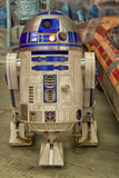 R2D2 Royalty Free Stock Photos