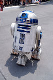 R2D2 at Star Wars Weekends at Disney World Royalty Free Stock Images