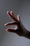 ręka obraz stock