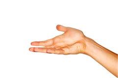 ręka Obrazy Stock