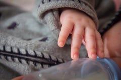 ręka dziecka Fotografia Stock